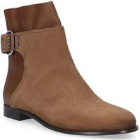 Chaussures Femme Boots Jimmy Choo MAJOR FLAT Marrone chiaro