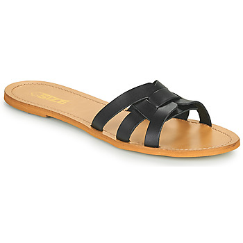 Chaussures Femme Mules So Size MELINDA Noir