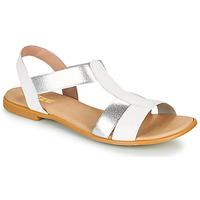 Chaussures Femme Sandales et Nu-pieds So Size OOLETTE Marron