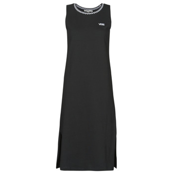 Vêtements Femme Robes courtes Vans KALIE TANK MIDI DRESS Noir