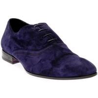 Chaussures Homme Mocassins Monderer 56197BLEU Bleu