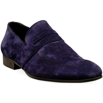 Chaussures Homme Mocassins Monderer 56201BLEU MARINE Bleu