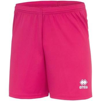 Vêtements Enfant Shorts / Bermudas Errea Short enfant  Skin fuchsia