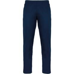 Vêtements Pantalons de survêtement Proact Pantalon de survêtement bleu marine