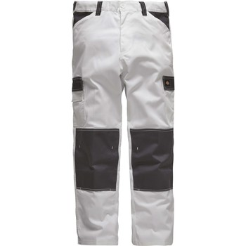 Vêtements Homme Pantalons cargo Dickies Pantalon  Everyday blanc/gris