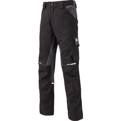 Vêtements Pantalons cargo Dickies Pantalon  Gdt Premium noir/gris