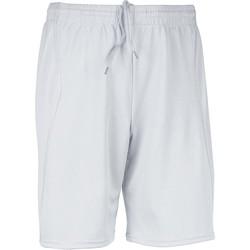 Vêtements Homme Shorts / Bermudas Proact Short  Multisport blanc
