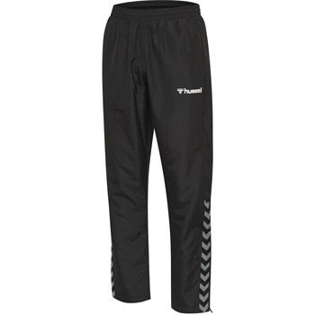 Vêtements Enfant Pantalons de survêtement Hummel Pantalon junior  Authentic Micro noir/blanc