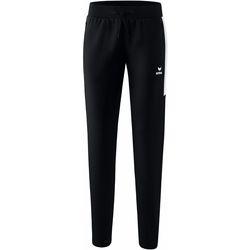 Vêtements Femme Pantalons de survêtement Erima Pantalon femme  Worker Squad noir/blanc