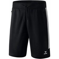 Vêtements Homme Shorts / Bermudas Erima Short  Worker Squad noir/blanc