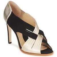 Chaussures Femme Escarpins Moschino MINEK Noir / Doré