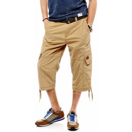 Vêtements Homme Shorts / Bermudas Redskins Bermuda  NEIKLI Mastic 6887