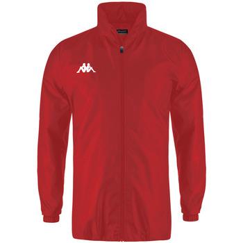 Vêtements Homme Coupes vent Kappa Coupe-vent  Wister rouge