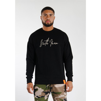 Vêtements Homme Sweats Sixth June Sweatshirt  Signature noir
