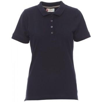 Vêtements Femme Polos manches courtes Payper Wear Polo femme Payper Venice bleu marine