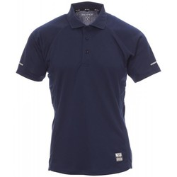 Vêtements Homme Polos manches courtes Payper Wear Polo Payper Training bleu marine
