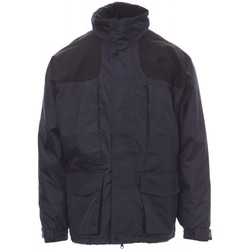 Vêtements Homme Blousons Payper Wear Veste Payper Ski bleu marine/noir
