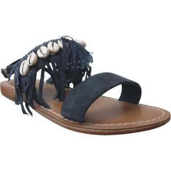 Chaussures Femme Sandales et Nu-pieds L'atelier Tropezien Cy831 Marine