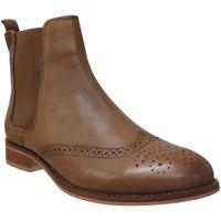 Chaussures Femme Bottines L'atelier Tropezien Dw-101 Marron cuir