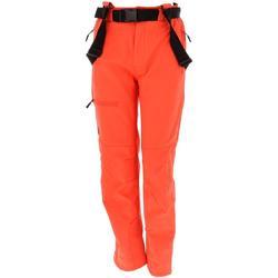 Vêtements Homme Pantalons Eldera Sportswear Unosoft corail pant softshell Orange