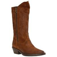 Chaussures Femme Bottes Emanuele Crasto 206R Camel
