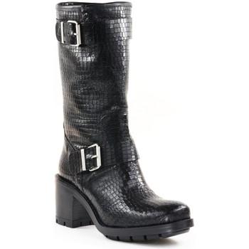 Chaussures Femme Bottes ville Paoyama KRISTEN Noir