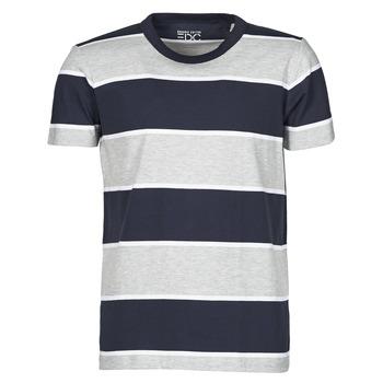Vêtements Homme T-shirts manches courtes Esprit T-SHIRTS Bleu