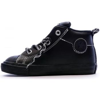 Chaussures Enfant Baskets montantes Converse 762311C Noir