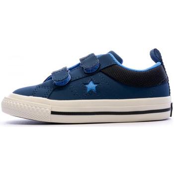 Chaussures Enfant Baskets basses Converse 762857C Bleu