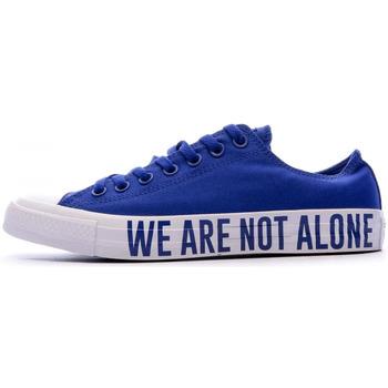 Chaussures Homme Baskets basses Converse 165383C Bleu