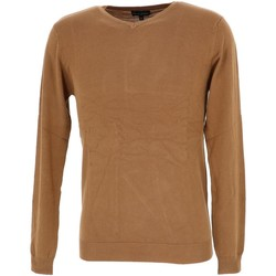 Vêtements Homme Pulls Paname Brothers Paname 02 camel pull Camel