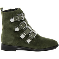 Chaussures Femme Boots Fashion Attitude  Verde