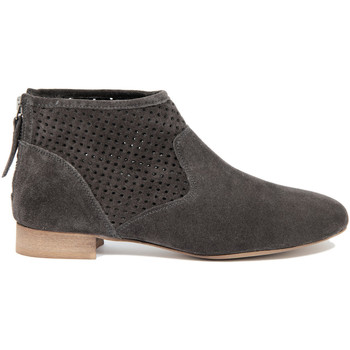 Chaussures Femme Boots Fashion Attitude  Grigio