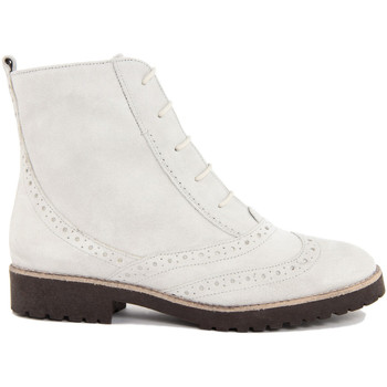 Chaussures Femme Boots Fashion Attitude  Bianco