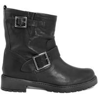 Chaussures Femme Boots Fashion Attitude  Nero