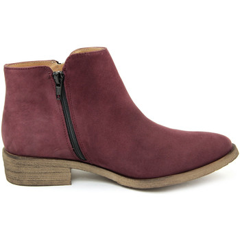 Chaussures Femme Boots Fashion Attitude  Bordeaux