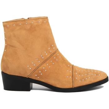 Chaussures Femme Boots Fashion Attitude  Giallo