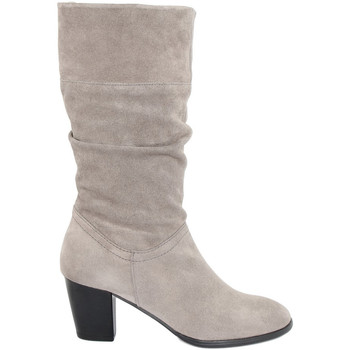 Chaussures Femme Bottes Fashion Attitude  Grigio