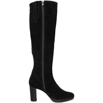 Chaussures Femme Bottes Fashion Attitude  Nero