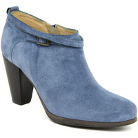Chaussures Femme Low boots Fashion Attitude  Blu
