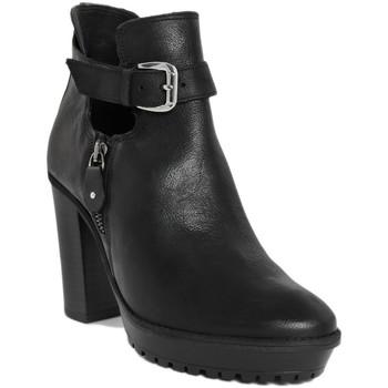 Chaussures Femme Bottines Fashion Attitude  Nero