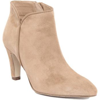 Chaussures Femme Bottines Fashion Attitude  Beige