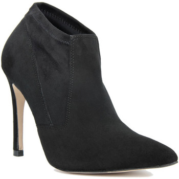 Chaussures Femme Low boots Fashion Attitude  Nero