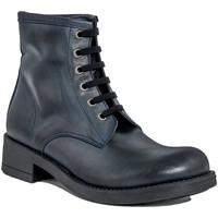 Chaussures Femme Boots Fashion Attitude  Blu