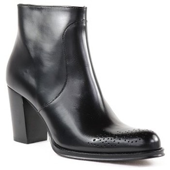 Chaussures Femme Bottines Muratti AIMOS Noir