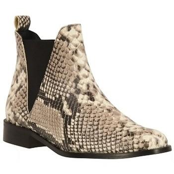 Chaussures Femme Bottines Maroli 7377 Beige