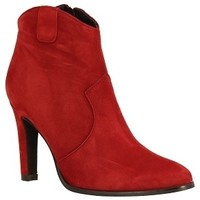 Chaussures Femme Bottines Myma 3374MY Rouge