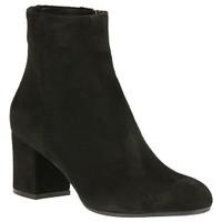 Chaussures Femme Bottines Giancarlo D289 Noir