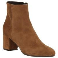 Chaussures Femme Bottines Giancarlo D289 Camel