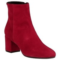 Chaussures Femme Bottines Giancarlo D289 Rouge